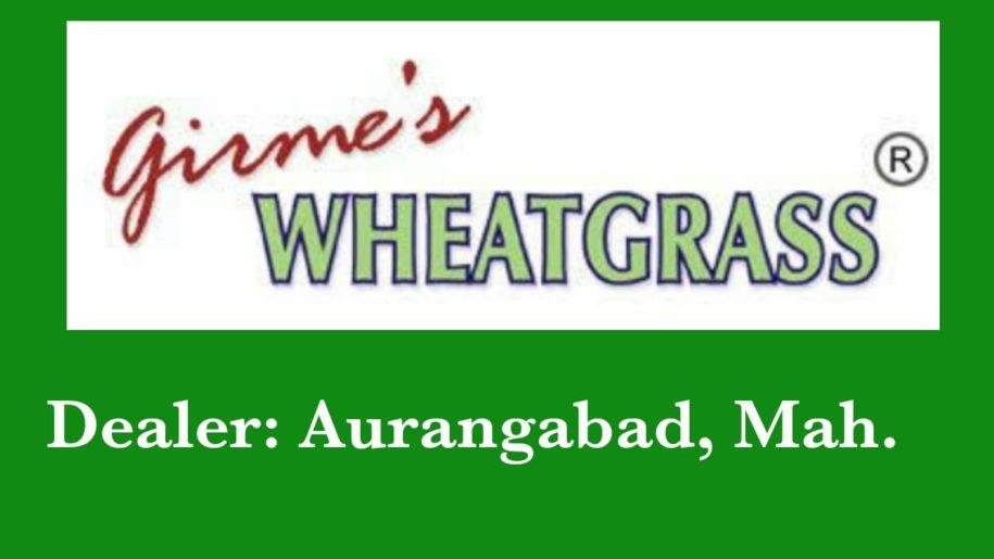 Girme's Wheatgrass Powder Dealer - Aurangabad