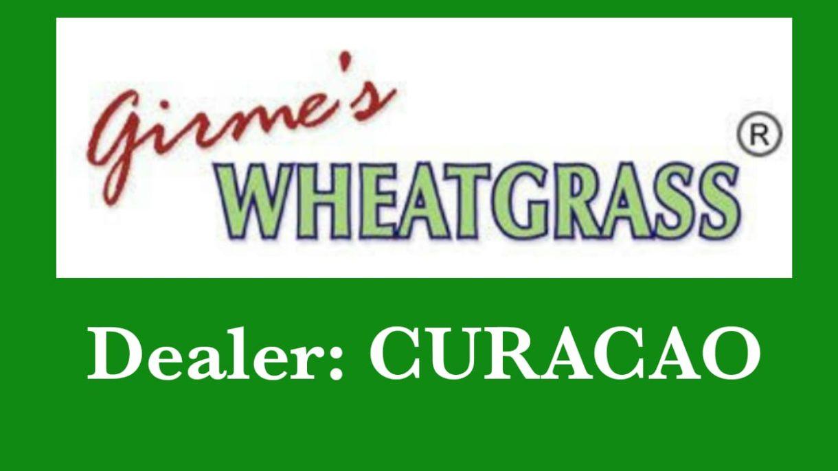 Girme's Wheatgrass Powder Dealer - Curacao