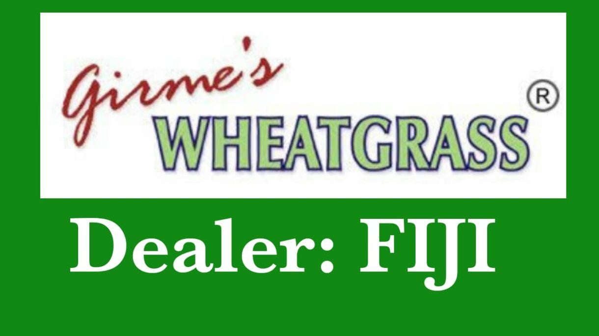 Girme's Wheatgrass Powder Dealer - Fiji
