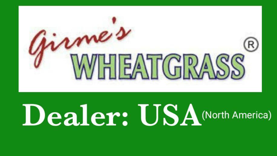 Girme's Wheatgrass Powder Dealer In USA