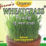 Girme's Wheatgrass Powder (100g) - Pack of 4